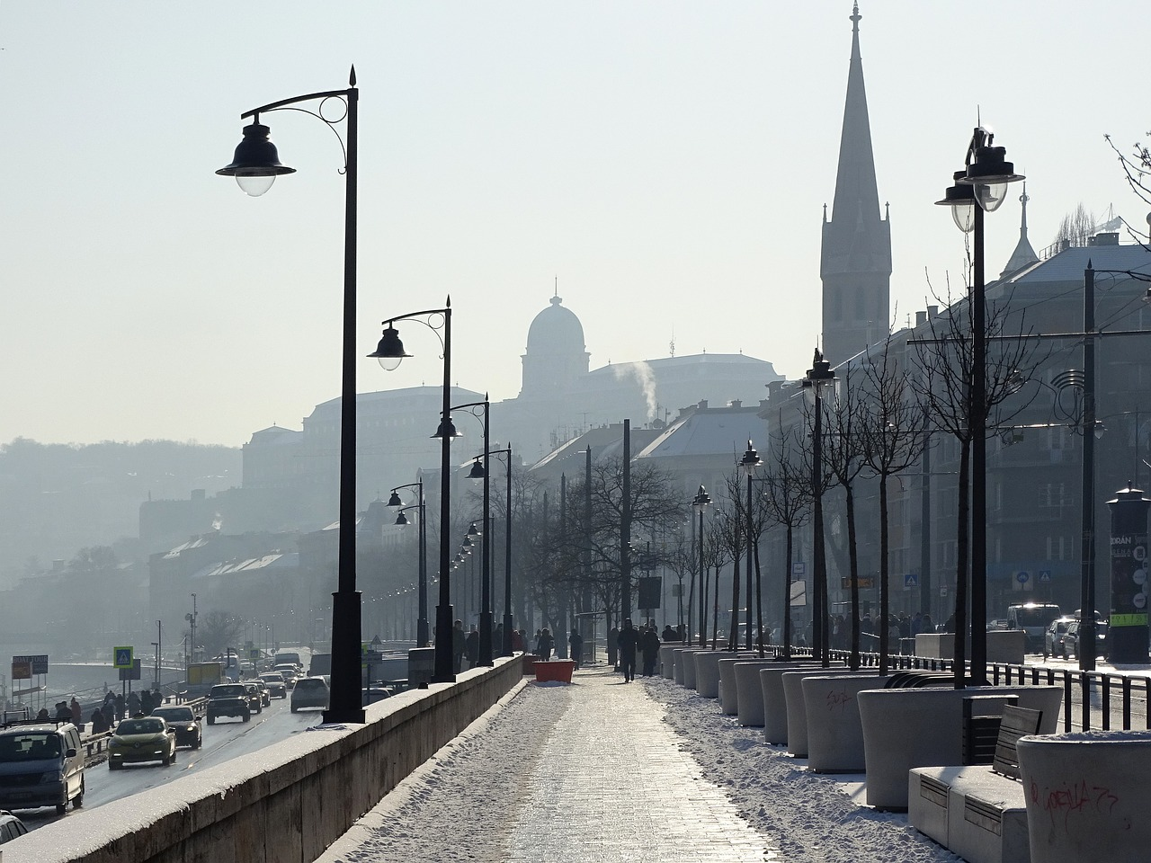 Budapest-Streetscape
