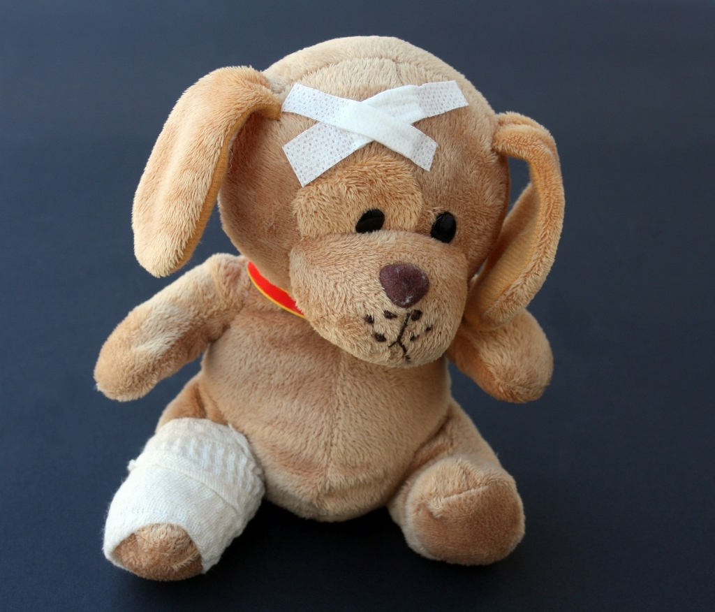First-Aid-Teddy-Bear