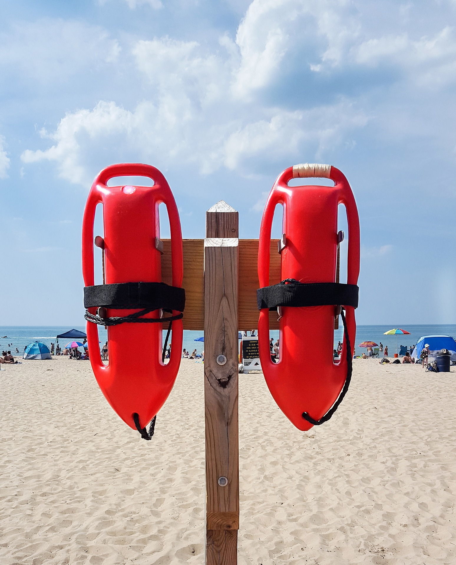 Lifeguard-Buoy