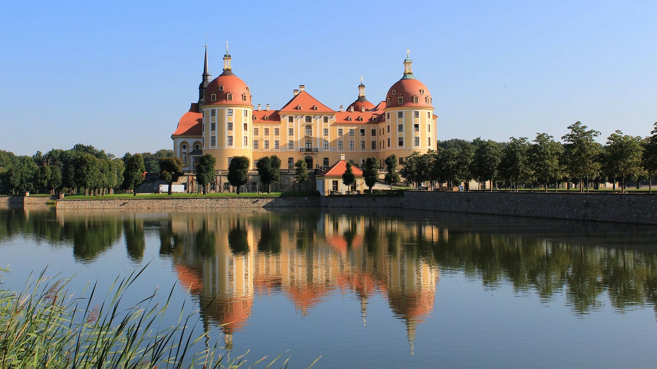 Moritzburg-Castle-Europe