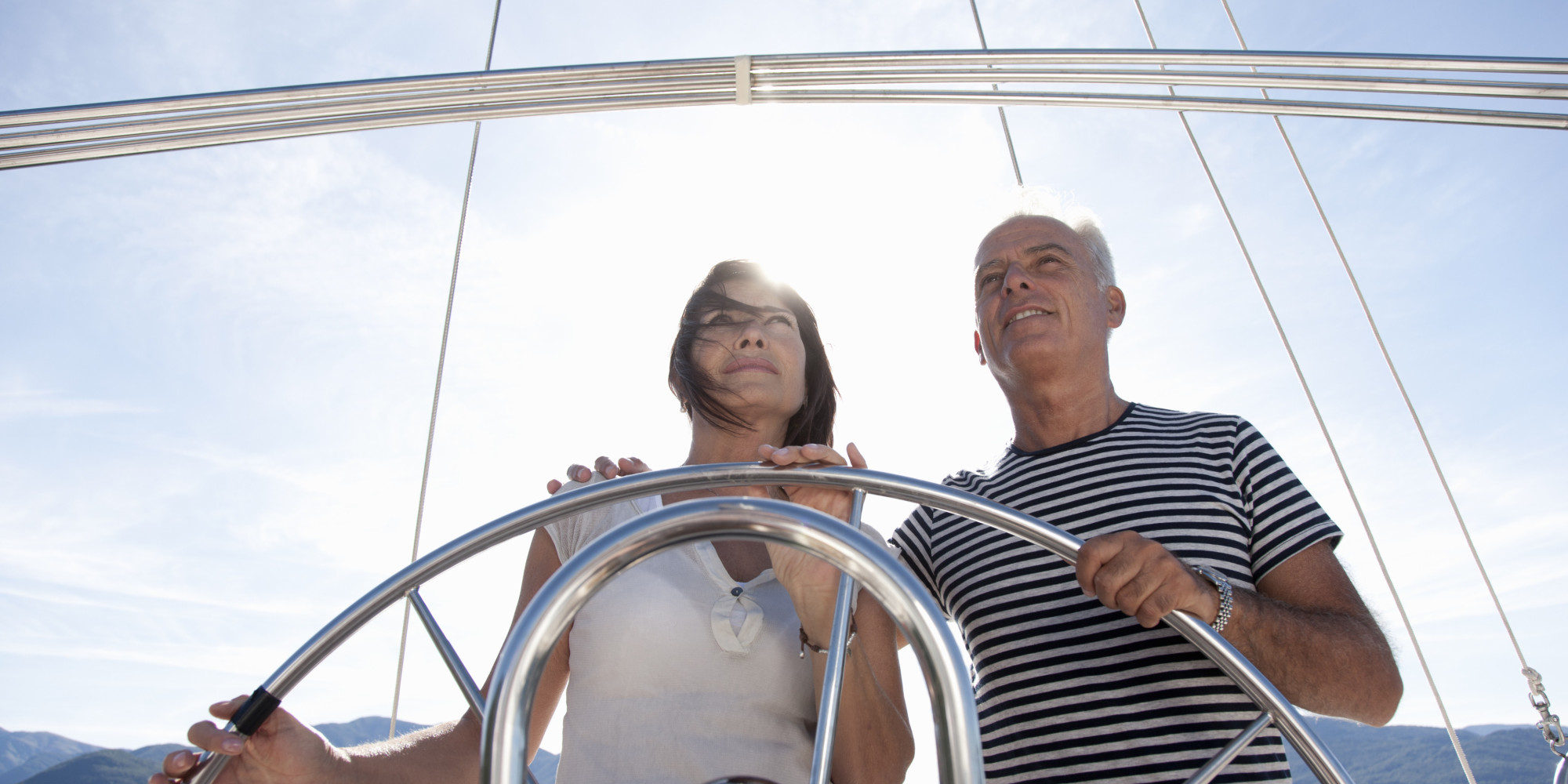 Over-50-s-Couple-On-Yacht