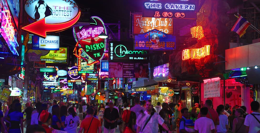 Pattaya-Walking-Street-Thailand