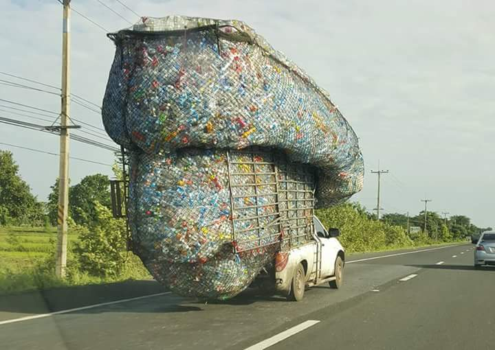 Transporting-Recycling-Thailand