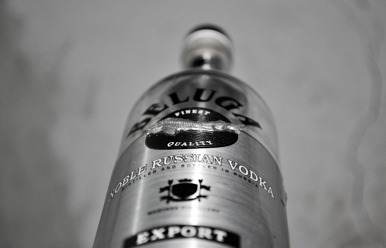 Beluga-Vodka