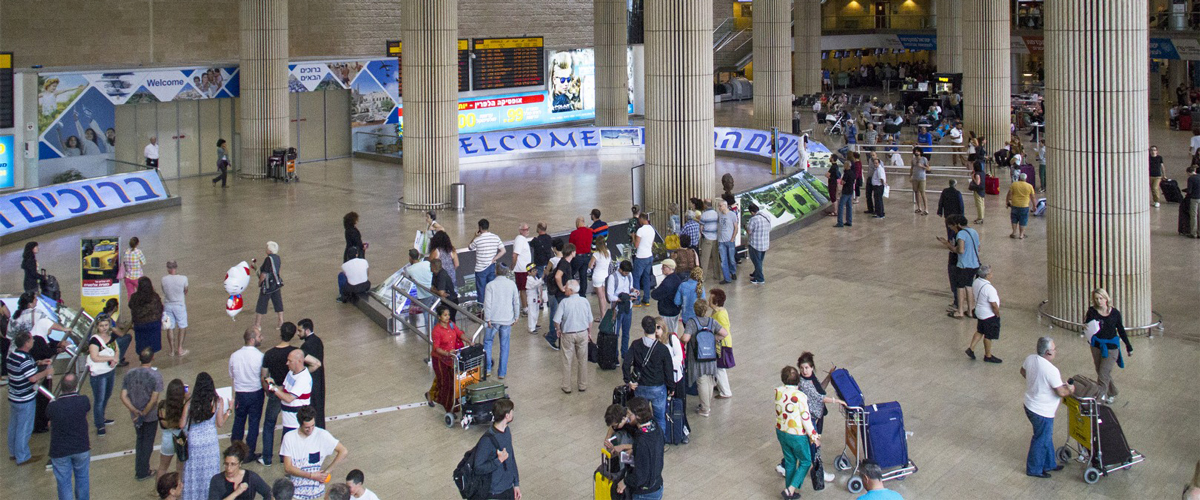 Ben-Gurion-Airport-Arrivals-Hall