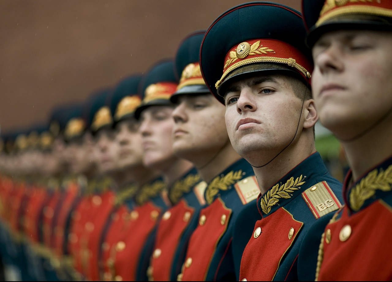 Russian-Honour-Guard