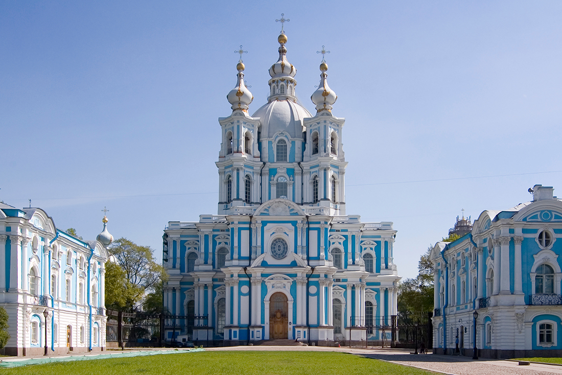 Smolny-Cathedral