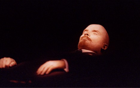 The-Body-Of-Vladimir-Lenin